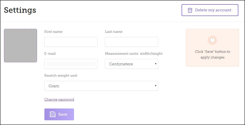 setting account Data