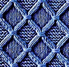Aran stitch patterns