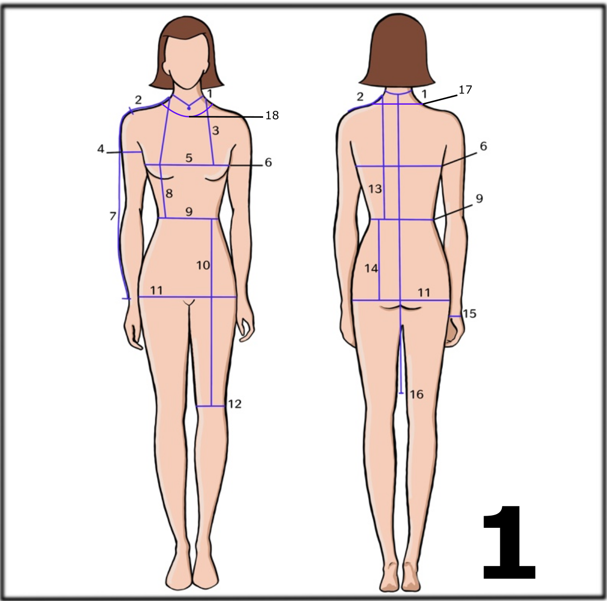 HOW TO TAKE MEASUREMENTS pic1