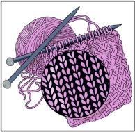 needle knitting