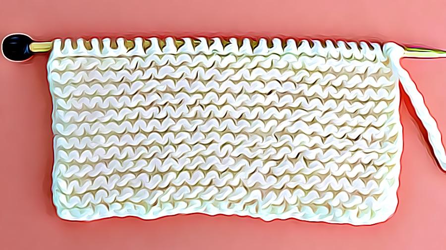 Garter Stitch Pattern