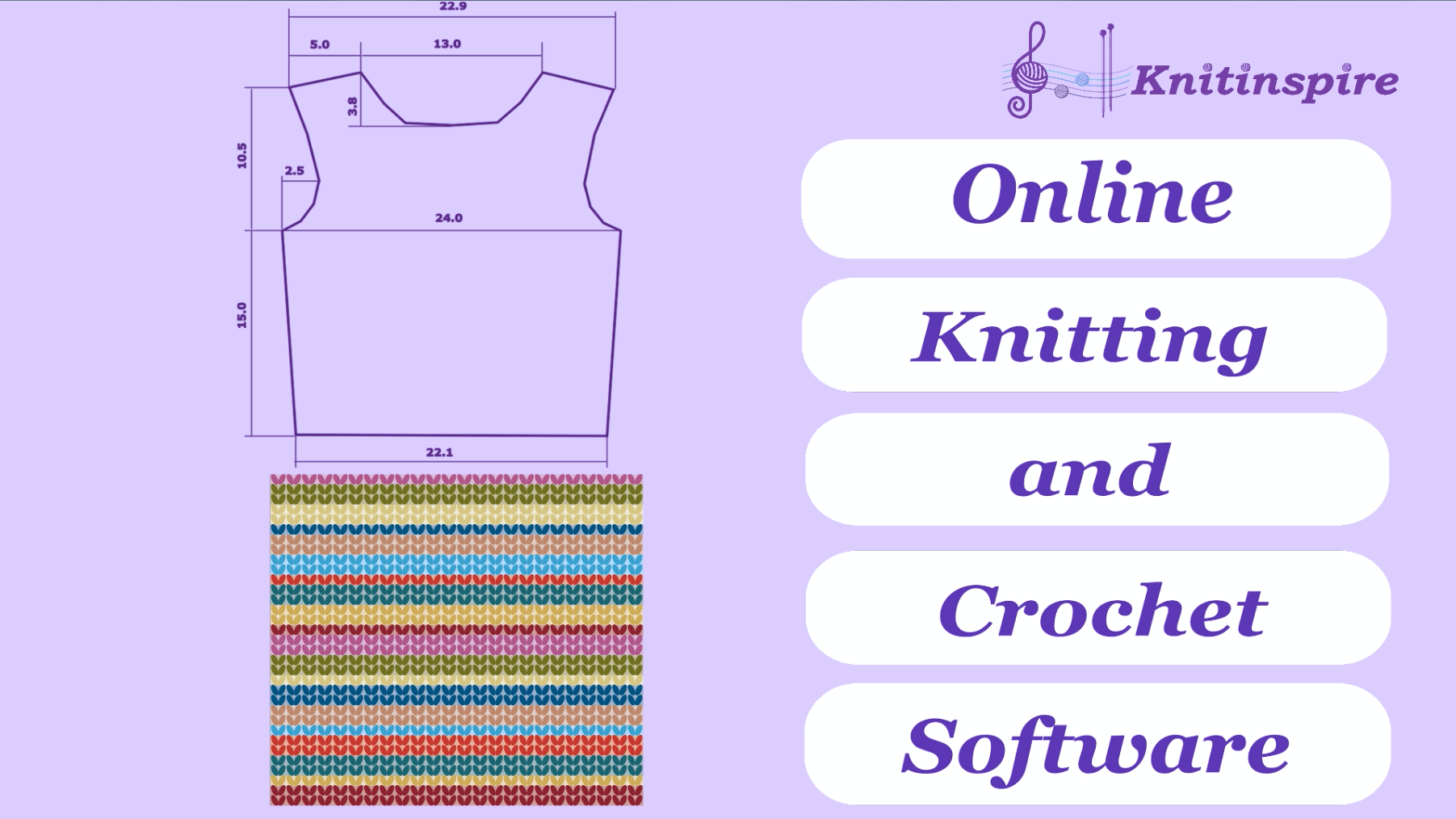 Online Knitting Software